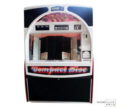 Juke Box Ami White [SOLD OUT]